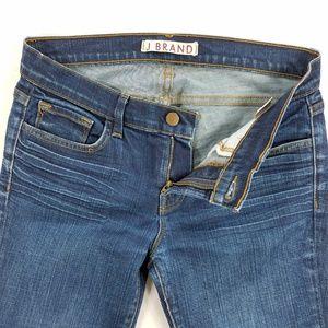 J Brand Ink Cigarette Leg Womens Denim Jeans Pants